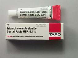 Triamcinolone Acetonide Pill Picture