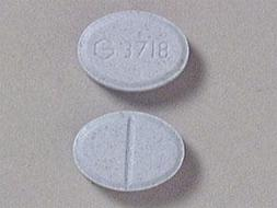 Triazolam Pill Picture