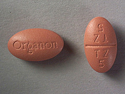 Remeron Pill Picture