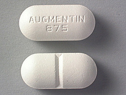 Augmentin Pill Picture