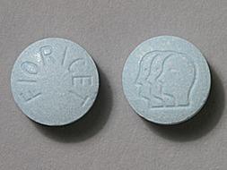 Fioricet Pill Picture