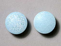 Butalbital-Acetaminophen-Caffeine Pill Picture