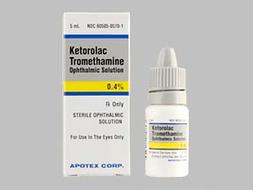 Ketorolac Tromethamine Pill Picture