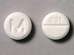 Atenolol Pill Picture