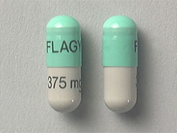 Flagyl Pill Picture