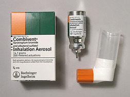 Combivent Inhaler Pill Picture
