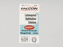 Latanoprost Pill Picture
