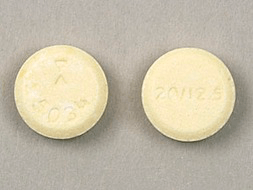 Lisinopril/Hydrochlorothiazide Pill Picture