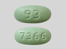 Losartan Potassium Pill Picture