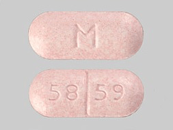 Metaxalone Pill Picture