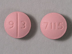 Paroxetine HCL  Pill Picture