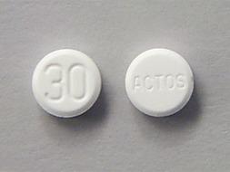 Pioglitazone Pill Picture