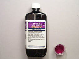 Promethazine With Codeine Pill Picture
