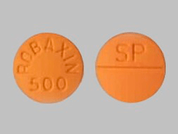 Robaxin Pill Picture