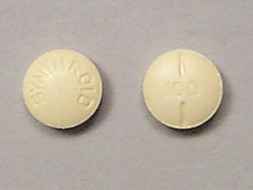 Synthroid Pill Picture