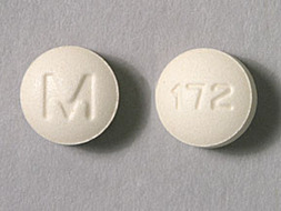 Metolazone Pill Picture