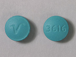 Hydroxyzine HCL Pill Picture