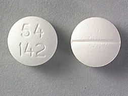 Methadone HCL Pill Picture