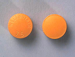 Wellbutrin Pill Picture