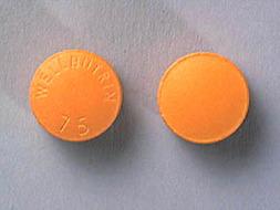 Wellbutrin Pill Picture