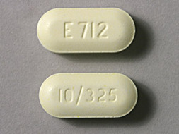 Endocet Pill Picture