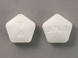 Lisinopril Pill Picture