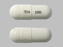 Hydrochlorothiazide Pill Picture