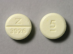 Diazepam Pill Picture