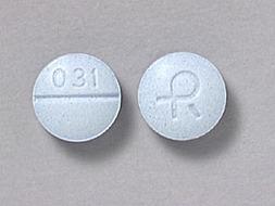 Alprazolam Pill Picture