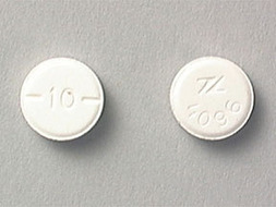 Baclofen Pill Picture