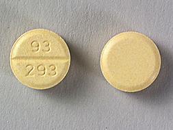 Carbidopa/Levodopa Pill Picture