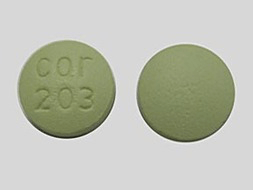 Ropinirole HCL Pill Picture