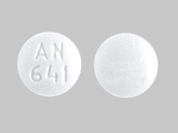 Flecainide Acetate Pill Picture