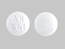 Flecainide Acetate Pill Picture