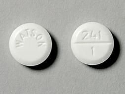 Lorazepam Pill Picture