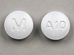 Amlodipine Besylate Pill Picture