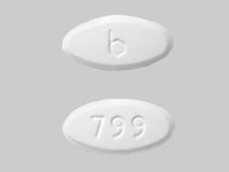 Buprenorphine HCL Pill Picture