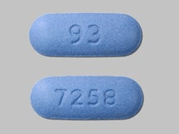 Valacyclovir HCL Pill Picture