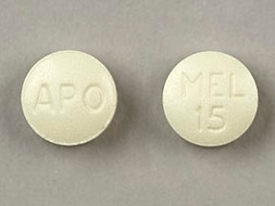 Meloxicam Pill Picture