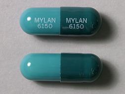 Omeprazole Pill Picture