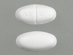 Gemfibrozil Pill Picture