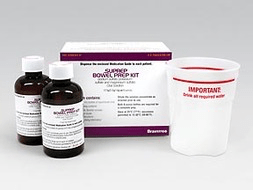 Suprep Bowel Prep Pill Picture