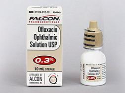 Ofloxacin Pill Picture