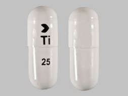 Topiramate Pill Picture