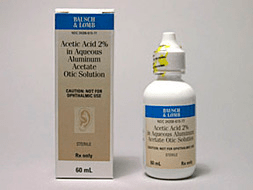 Acetic Acid Pill Picture