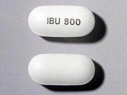 Ibuprofen Pill Picture
